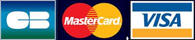 CB Visa Mastercard